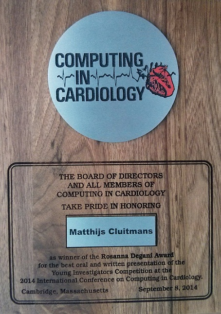 CinC's YIA award